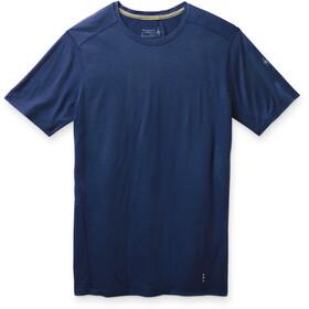 Smartwool Merino 150 Baselayer kortærmet skjorte Herrer, indigo blue